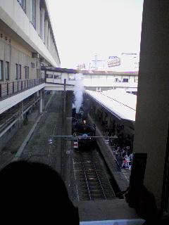 新潟駅より